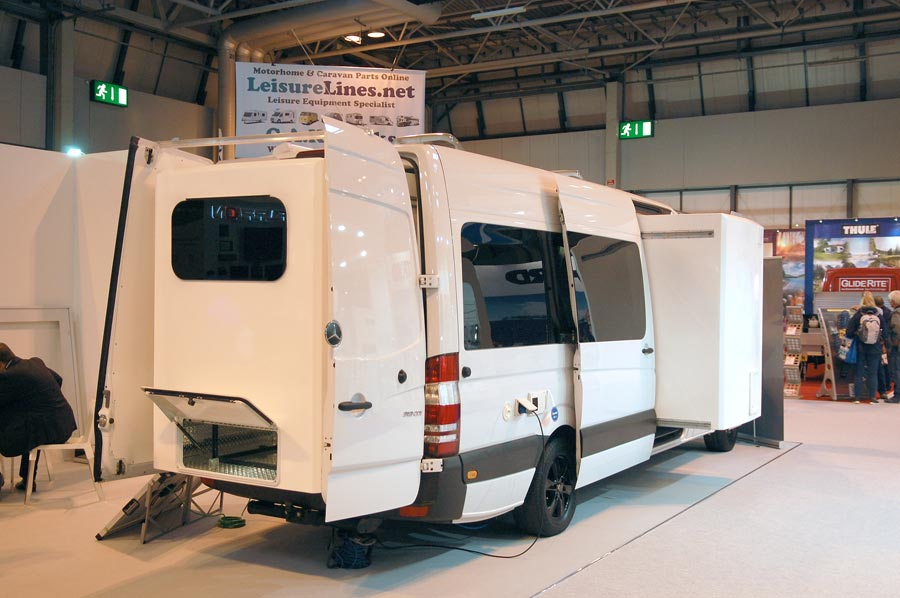 Van Seat Covers >> Lippert Components® Slide-Outs are becoming more and more popular in UK - Aboutcamp ...