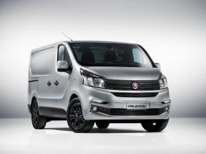 Fiat Professional introduces Talento
