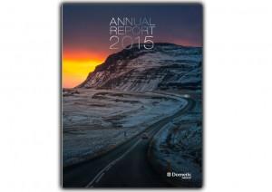 Dometic's annual report 2015