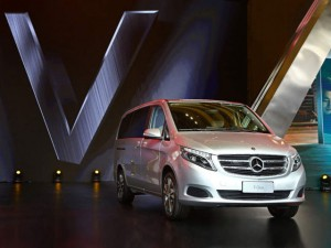 V-Class: made in China for China
