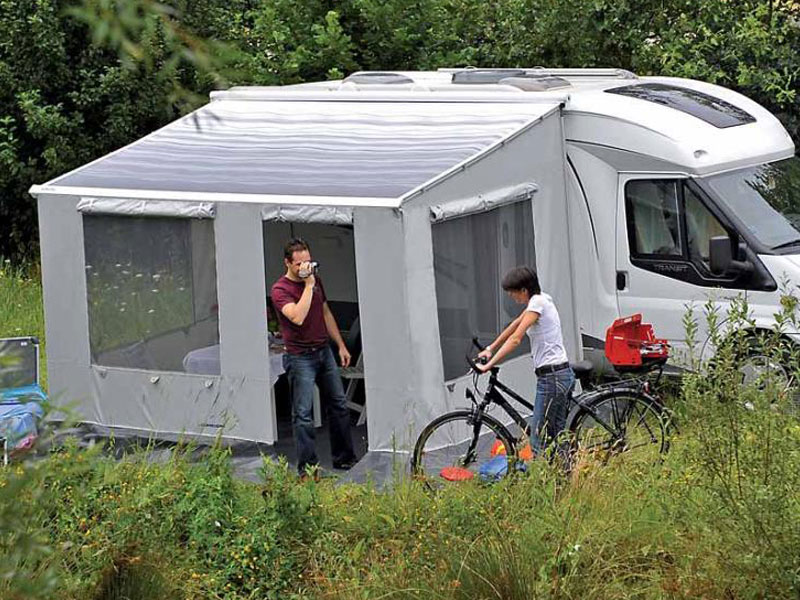 Dometic Acquires The Prostor Rv Awning Business