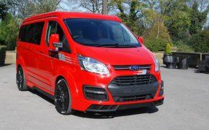 The British camper van manufacturer Wellhouse Leisure will debut at the Caravan Salon Düsseldorf