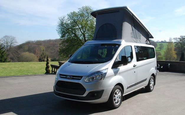 Wellhouse Leisure Was The First Campervan Manufacturer In UK To Launch A Conversion Of New Ford Transit Custom It Worked Closely With Both