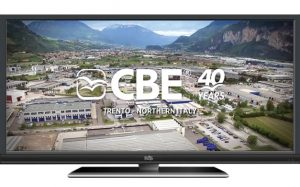 The new corporate video from CBE