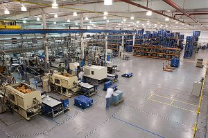 Thetford Corporation acquired B&B Molders, a manufacturer of plastic injection-molded products