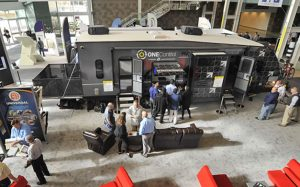National RV Trade Show 2016: LCI unveiled its latest technological advances
