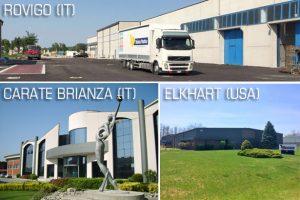 Brianza Plastica doubles its production in fiberglass laminates