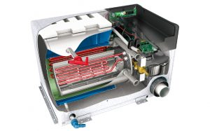 Alde Corp launches new boiler with continuous hot water