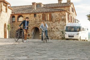 Rving in Italy