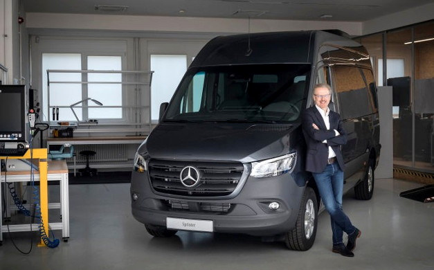 Hymer biggest customer for new mercedes benz sprinter for The biggest mercedes benz