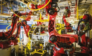 In the heart of the Fiat Ducato production