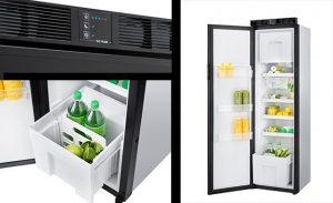 Thetford adds a 152 litre fridge to its slim, compressor range
