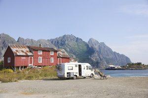Rving in Norway