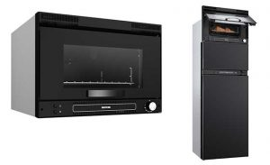 Thetford launches new 525 oven to match its 525 mm wide refrigerators