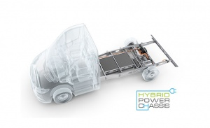 Hybrid Power Chassis: Huber Automotive in cooperation with AL-KO