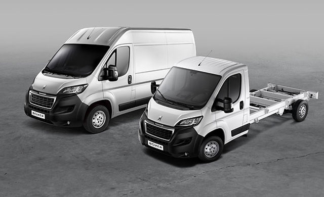 New Peugeot Boxer range gains new models, equipment and more
