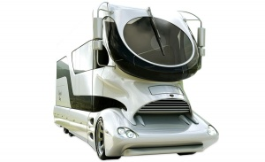 Cool and amazing RV!