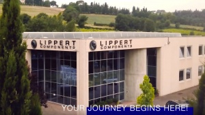 New video gives overview of Lippert Components Europe