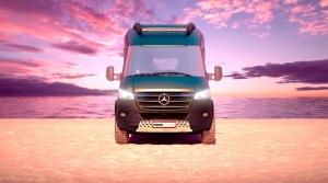 HYMER Concept Car VisionVenture