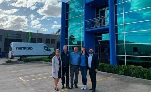 Thetford Australia celebrates Grand Opening of new distribution centre