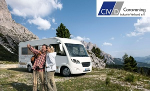 Demand for caravans and motorhomes in Germany sets another new record