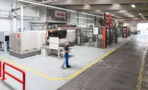 AL-KO invests €4 million in new laser cutting systems