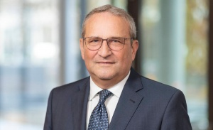The ECF has appointed Pfaff as president