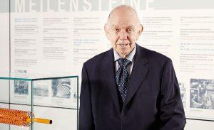 Hans Eberspächer dies at the age of 87