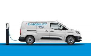 Groupe PSA to launch all-electric versions of its compact vans in 2021