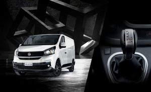 Fiat Professional Talento van now available with new six-speed DCT automatic transmission