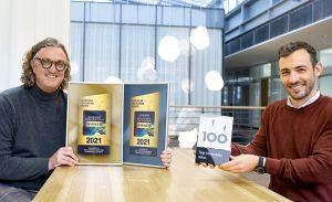 Truma celebrates two innovation awards