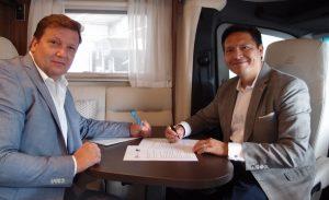 "CIVD co-develops new ""Caravan and Motor Caravan Technology"" training specialism"