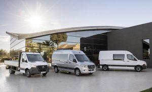 Driving comfort upgrade for Mercedes-Benz Sprinter