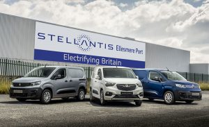 Stellantis invests £100m in Vauxhall's Ellesmere Port plant for new era of electric vehicle manufacturing