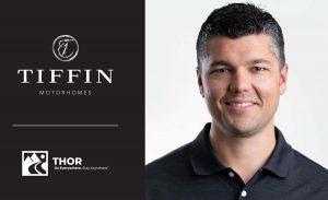 Tiffin Motorhomes names Leigh Tiffin as President