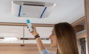 Teleco Group introduces Silent Plus 5900H air conditioner for compact caravans and campers