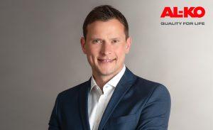 AL-KO Vehicle Technology Group appoints new Senior Vice President Sales & Marketing