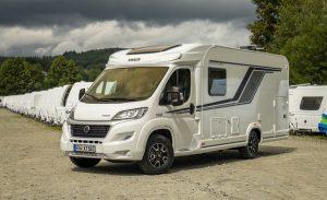 Knaus Tabbert shows its first electric motorhome at Caravan Salon 2021