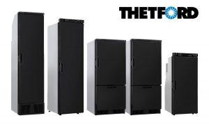 Thetford launches more efficient T2000 mk 2 series 12v compressor refrigerators
