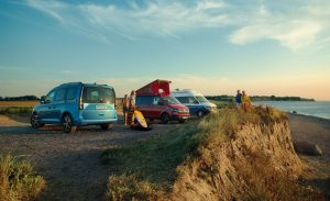 Volkswagen Commercial Vehicles presents extended California family at the 60th Caravan Salon