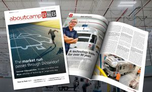 Issue 32 of Aboutcamp BtoB (with Caravan Salon preview) now online