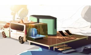 Renault to present Hippie Caviar Electric Show Car at Caravan Salon Düsseldorf 2021