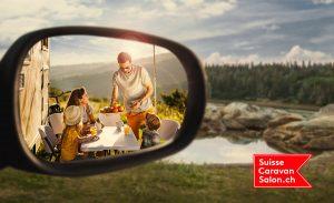 Switzerland welcomes the return of its Caravan Salon