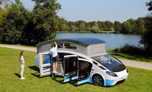 Thetford contributes to solar powered Self-sustaining House on Wheels (SHOW)