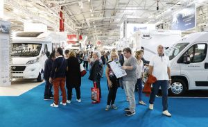 Paris RV show attracted more than 82,000 visitors